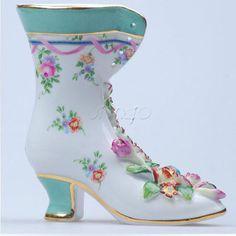 Collectible Porcelain Shoes