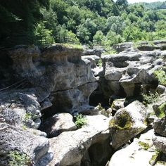 Tip: wandelen in de kloof Gorges du Fier, Frankrijk