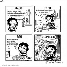 10 comics that we remember this year - Sarah See Andersen, Sarah Andersen Comics, Sarah Anderson, C Cassandra, Funny Images, Funny Pictures, Sarah's Scribbles, Dankest Memes, Jokes