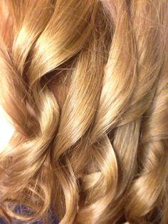 Adorable curls