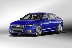 2018-2019 Audi A6L e-tron