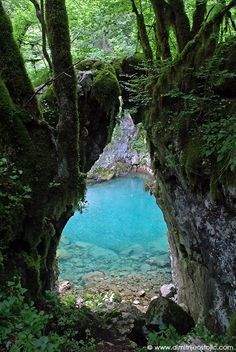 Gate of Wishes, Mrtvica Canyon, Montenegro