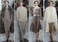 Michael Kors Fall/Winter 2014-2015 Collection - New York Fashion Week  #NYFW #MBFW #NewYorkFashionWeek #fashion