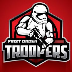 First Order Troopers logo