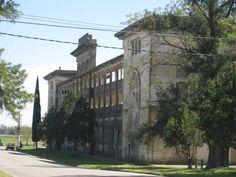 Frontón  Colonia de San Carlos- Uruguay.