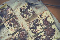 Nutella-Swirl-Cheesecake  http://prettysimplesweet.com/nutella-swirl-cheesecake/