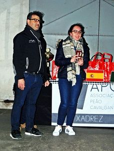 Jovem xadrezista espanhola vence IV Torneio Internacional de Xadrez de Alcobaça - Tinta Fresca
