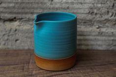 Ceramic Pitcher via Beam and Anchor
