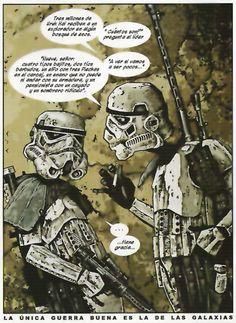 La única guerra buena.. por David Aja