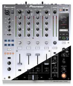 Ltd Edition Platinum Series Individual Numbered, Pioneer DJM 900 Nexus M Ltd