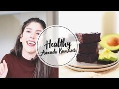 A healthy and delicious recipe for avocado brownies! Replace oil or butter with heart-healthy avocados for a delicious and nutritious dessert.