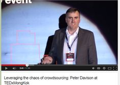 Peter Davison - Leveraging the power of crowdsourcing