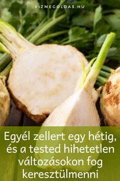 Celeriac: The Low-Calorie, Low-Carb Root Vegetable that Benefits the GutThese days, you'd be hard-pressed to find someone who's never tried celery. Celery is a popular ingredient often featured in low-carb, low-calorie rec. Healthy Juices, Healthy Drinks, Healthy Eating, No Calorie Foods, Low Calorie Recipes, Celeriac Recipes, Celerie Rave, Nutrition, Root Vegetables