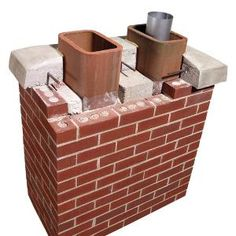 The concrete crowns of masonry chimneys often crack with age, allowing water to leak in. This article explains how the crown works, what it should look like and what to do about leaking problems.