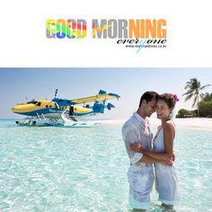 좋은 아침입니다~~~ 모두들 행복한 하루 보내세요! #리얼몰디브 #몰디브 #Maldives #Goodmorning #몰디브여행사 #몰디브리조트 #traveling