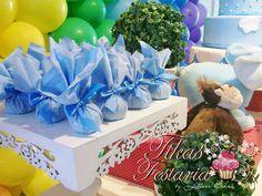 Blog da Tikas Festaria * Festas Infantis Personalizadas * Provençal e Clean *: Arca de Noé para o Lucas