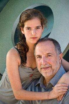 Father and daughter by jackie weisberg, via Flickr