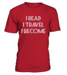 # i read i travel i become .  i read i travel i become