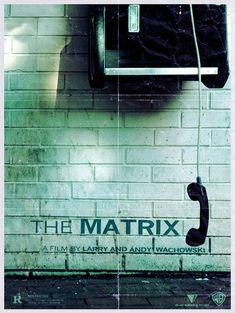 Movie Poster Movement — The Matrix by Peter Stults Best Movie Posters, Movie Poster Art, Sci Fi Movies, Movie Tv, Foreign Movies, Fiction Movies, Indie Movies, Drive Poster, The Matrix Movie
