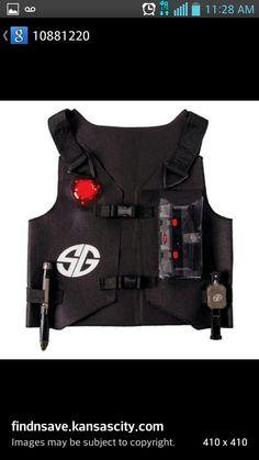 Spy gear sponsored by safe parents nation