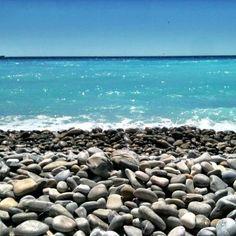 Stones beach #summer15 #sun #holidays