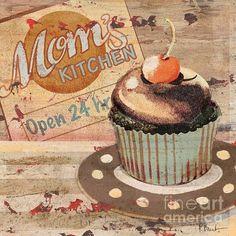 Cupcake Baking I (Paul Brent)