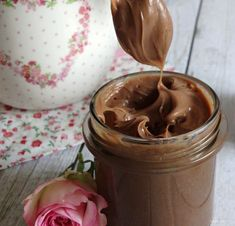 Nutella Gifts, Nutella Dip, Chutney, Ketchup, Marzipan Creme, Sauce Barbecue, Nut Milk Bag, Food Club, Vegetable Drinks