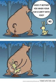 Everybody loves a good poop joke. I may find this more funny than I should!