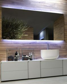 Exelen by antoniolupi #bathroom #minimal #design @antonio lupi