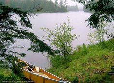 Sylvania Wilderness near Watersmeet, MI. (©Clif Parsons)