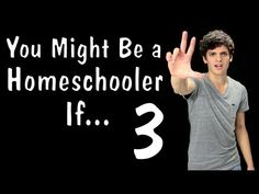 Messy Mondays: You Might Be a Homeschooler If... 3
