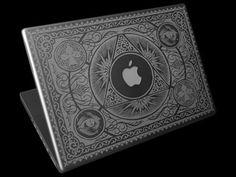 laser etched macbook pro
