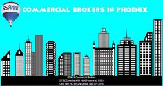 Remax Commercial Brokers is a leading Commercial, Real Estate brokers in Phoenix. We positioned well to give you services in the entire spectrum of commercial property business.