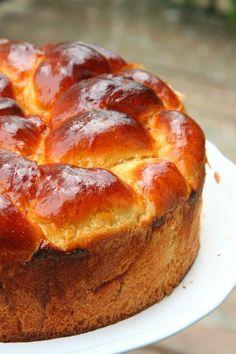 foszlós kalács Croissant Bread, Bread Bun, Bread Rolls, Bread Recipes, Cake Recipes, Cooking Recipes, Hungary Food, Hungarian Recipes, Baking And Pastry