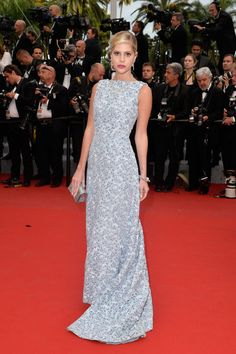 Lala Rudge. See all the best looks from the 2015 Cannes Film Festival.