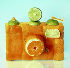Dan Cretu's Food Art