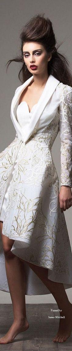 Saiid Kobeisy Couture Fall-winter 2015-2016