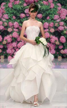Abiti sposa 2013 di Atelier Aimee Montenapoleone.