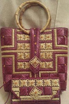 Hot Pink avenidas un Original bolso de Helena por HelenaSassyBags