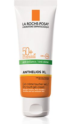 ANTHELIOS XL FPS 50+ GEL-CREMA TOQUE SECO packshot from Anthelios, by La Roche-Posay