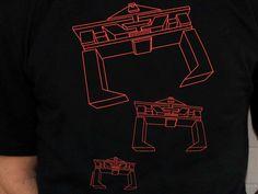 Tron Recognizer T-Shirt