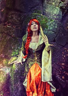 Lokis Wife in dispare - Portrait of a Cosplayer;) - null