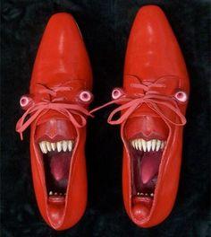 Verrückte Schuhe #2