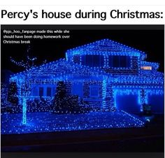 yes this is a direct pic of Percy's house!