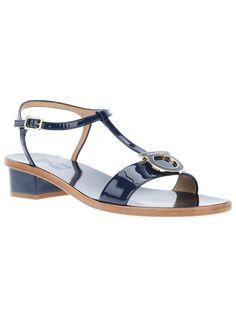 18560dcb7 Salvatore Ferragamo women s  Sirene  flat sandal Ph