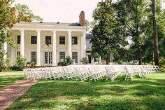 Gorgeous plantation wedding, Whitford Plantation, New Bern, North Carolina