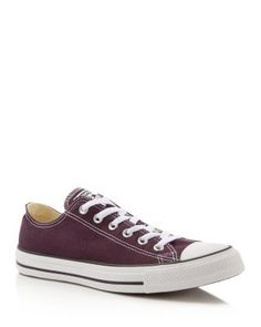 Converse Chuck Taylor Classic All Star Low Top Sneakers | Bloomingdale's