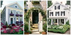 How to Create Curb Appeal  - CountryLiving.com