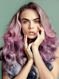 2016 Saç Rengi Trendleri/ 2016 Hair Color Trends