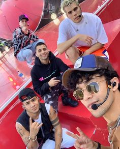 Who's ready for tomorrow? I really can't wait omg! Famous Latinos, Cnco Richard, I Love Him, My Love, Julia, I Don T Know, Good Looking Men, Music Bands, My Boyfriend